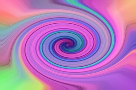 An abstract psychedelic swirl background image.