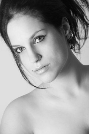 beautifull: beautifull girl Stock Photo