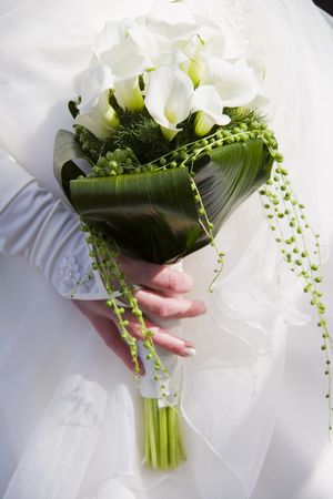 wedding Bouquet Stock Photo - 2541762
