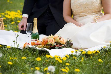picknick: picknick Stock Photo