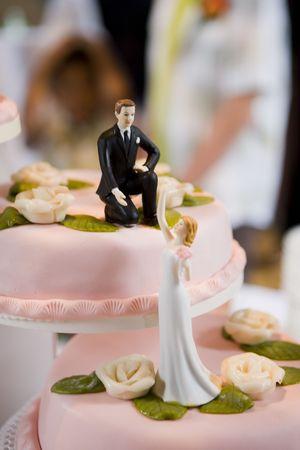 Wedding Cake Archivio Fotografico