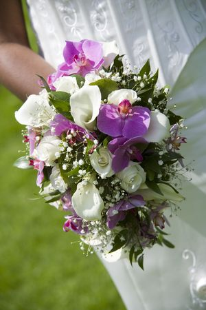 wedding bouquet Stock Photo - 2541817