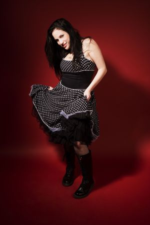 gothica: gothica girl