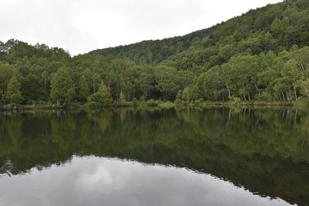 lake at nagano
