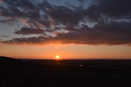 sunseto at kusiro land