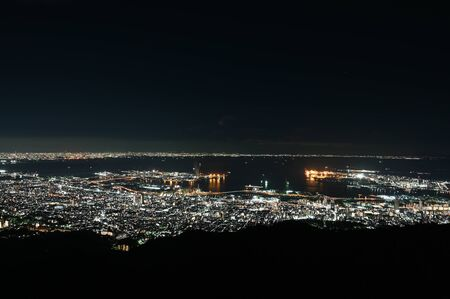 Japan's Three Great Night Views Mt.Rokko