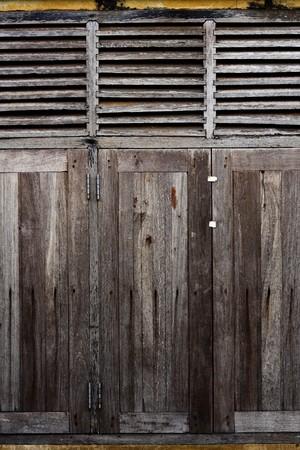 window wood photo