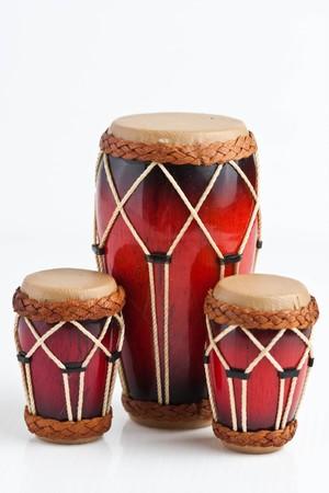 long drums.