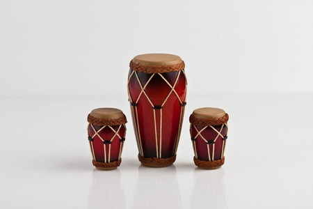 long drums. photo