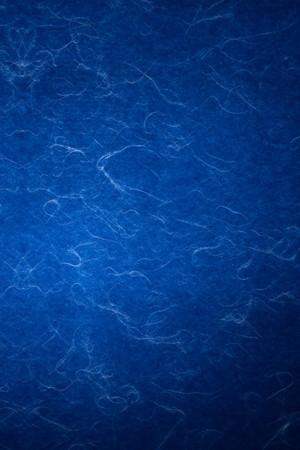 metal spring: blue baekground Stock Photo