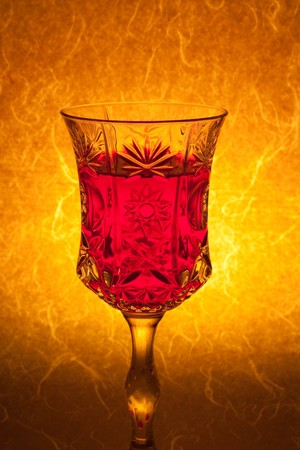 red wine on background Stock Photo - 7498189