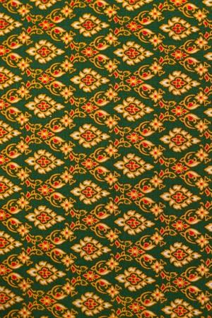 thai cloth photo