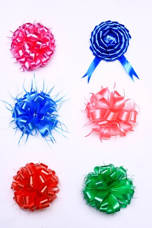 bow color Stock Photo - 8323137