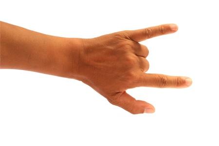 hand of love Stock Photo - 8490260
