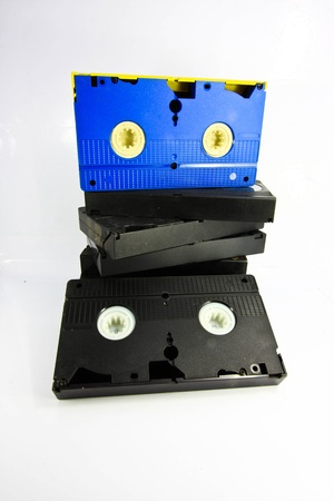 superseded: video tape