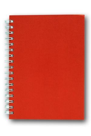 빨간 노트 책