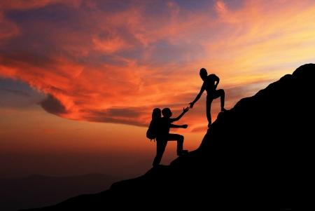 bergbeklimmen: bestemming
