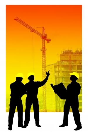 construction team photo