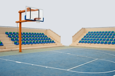 basketball stadium