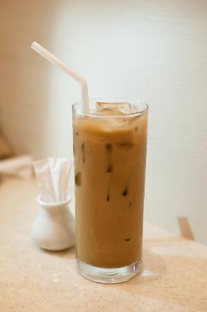 ice coffee photo