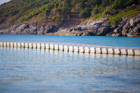 buoyancy: Pier The buoyancy