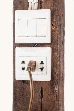 reprocessing: electric plug
