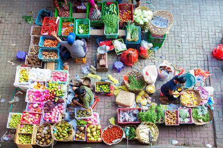 ubud: bali market