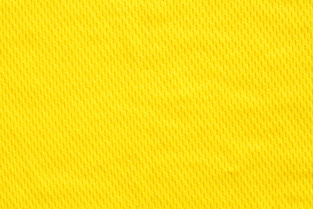 The pattern on the fabric, and yellow