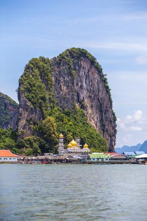 panyi: Sea fishing village Southern Thailand