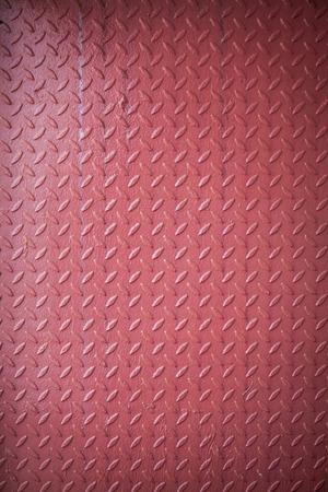 pattern on iron plate