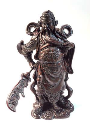 Chinese Gods Kwnao photo