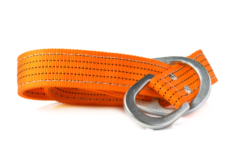 safety belt: Industrial safety belt and rope