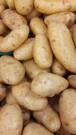 fingerling: fingerling potatoes