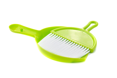 dustpan: Broom And Dustpan