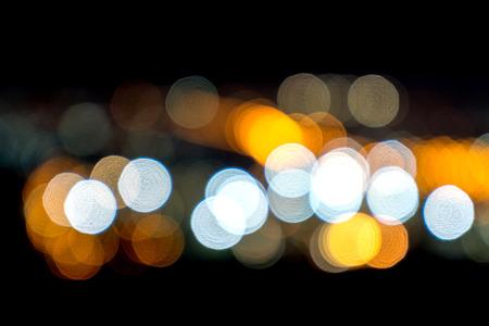 multi colors: Blurred lens multi colors bokeh background Stock Photo