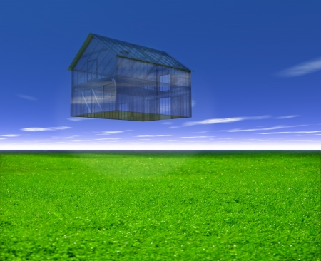 glass dream of own home