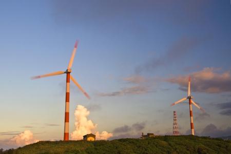 energia eolica: La energ�a e�lica en Taiw�n