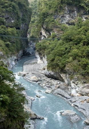 Taiwan Taroko National Park landscape Zdjęcie Seryjne