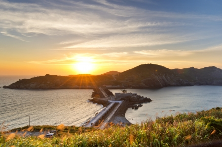 Taiwan s outlying islands landscape