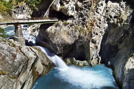 national scenic trail: Taiwan Taroko National Park Beautiful scenery