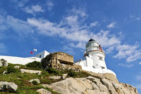 The beautiful Lighthouse of Taiwan Matsu