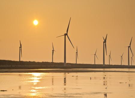 energia eolica: Taiwan energ�a e�lica costa