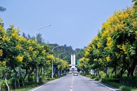 Beautiful scenery in Taiwan