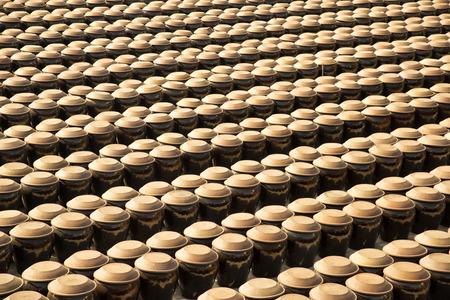 Tradycyjne sosy produkcji sosu na Tajwanie