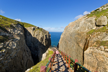 viewpoints: The viewpoint at Suicide Cliff