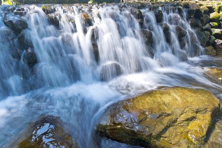 purity: Beautiful waterfall in Taiwan