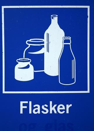 garbage collector: Eliminaci�n de basura municipal Foto de archivo