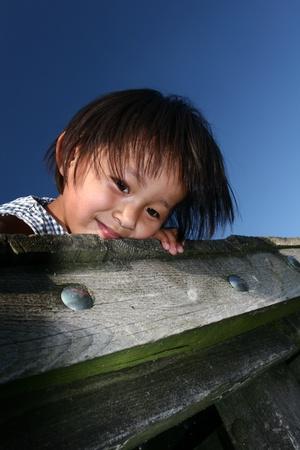 gladden:  chinese child portrait