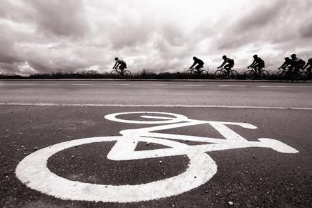 デンマークの自転車レース