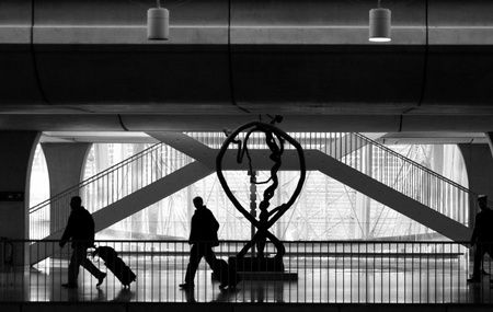 charles de gaulle: Airport in Paris Charles de Gaulle